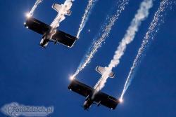 Fireflies Aerobatic Display Team Vans RV 4 0033