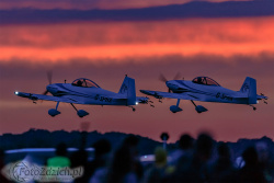 Fireflies Aerobatic Display Team Vans RV 4 4629