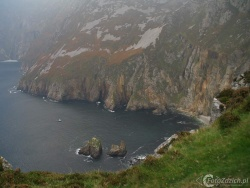 Slieve League okolice Donegal IMG 7360