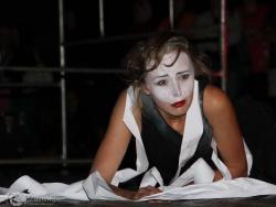 IMG 1981 Teatr Formy Scena Pantomimy (Wroclaw) `Babel`