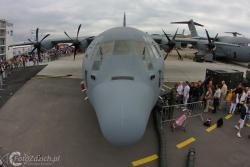 Lockheed Martin Hercules C-130J IMG 2873