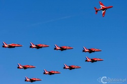 Red Arrows 2407