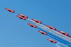 Red Arrows 3218