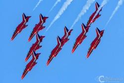 Red Arrows 3232
