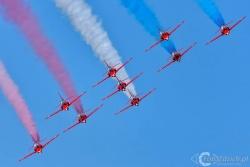 Red Arrows 3264