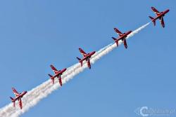 Red Arrows 3389