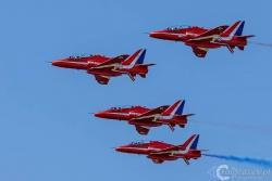 Red Arrows 3419