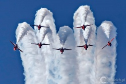 Red Arrows 3449