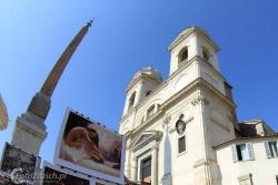 Kosciol Trinità dei Monti 3204