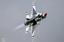 U S A F Thunderbirds 1624