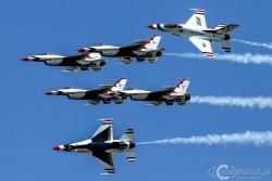 U S A F Thunderbirds 3575