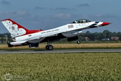 U S A F Thunderbirds 3619