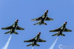 U S A F Thunderbirds 5907