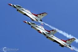 U S A F Thunderbirds 5918