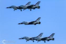 U S A F Thunderbirds 8486