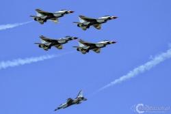 U S A F Thunderbirds 8511