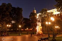 Pomnik Aleksandra Aleksandrovskiy Sad 0145