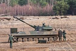 HAUBICA 122 mm 2S1 GOZDZIK 7915