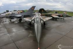 F 16AM F-104G Mirage 5BA IMG 7059
