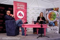 Iwona Guzowska i Michal Olszanski 9941