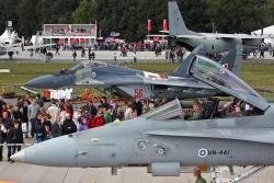 F 18 Hornet 1097
