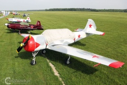 Retro Sky Team Jak 52 Zlin 4665