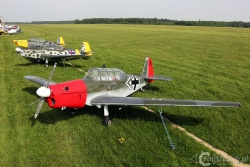Retro Sky Team Zlin 4686