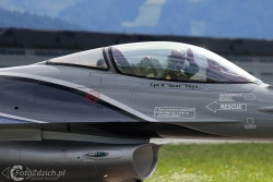 F 16A Fighting Falcon 1713
