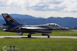 F 16A Fighting Falcon 1716