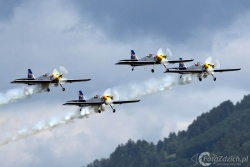 Flying Bulls Aerobatics Team 0077