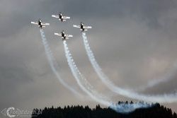 Flying Bulls Aerobatics Team 5212