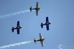 Flying Bulls Aerobatics Team 5236
