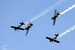 Flying Bulls Aerobatics Team 5250