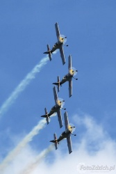 Flying Bulls Aerobatics Team 9870