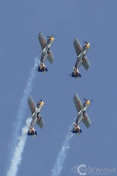 Flying Bulls Aerobatics Team 9907