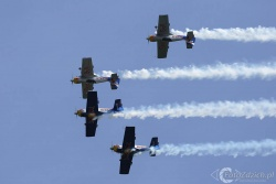 Flying Bulls Aerobatics Team 9963