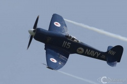 Hawker Sea Fury FB 11 0278