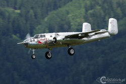 North American B 25J Mitchell 0676