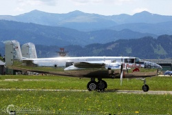 North American B 25J Mitchell 6722