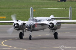 North American B 25J Mitchell 7746