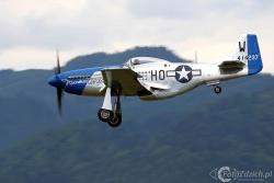 North American P 51D Mustang 4919
