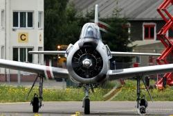 North American T 28C Trojan 6372