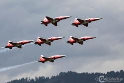 Patrouille Suisse 2832