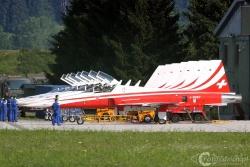 Patrouille Suisse 3126