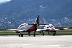 Patrulla Aguila Casa C 101EB Aviojet 2031
