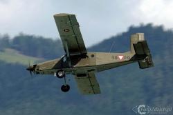 Pilatus PC 6 Porter 3608