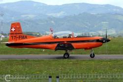 Pilatus PC 7 5832