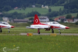 Turkish Stars Canadair NF 5B 1474