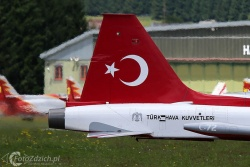 Turkish Stars Canadair NF 5B 1476