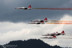 Turkish Stars Canadair NF 5B 5203